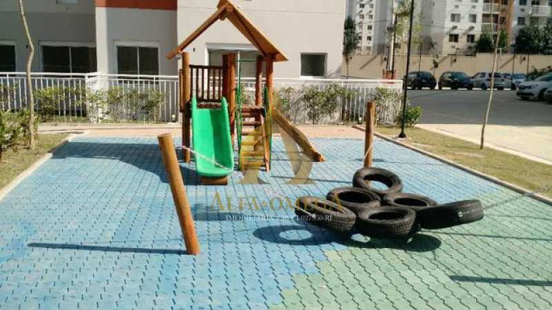 16 - Apartamento à venda Estrada do Engenho D´Agua,Anil, Rio de Janeiro - R$ 325.000 - AOJ20153 - 15