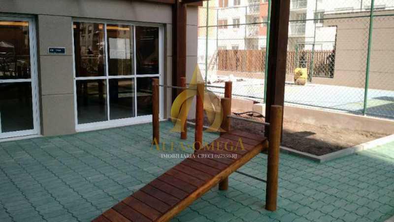 18 - Apartamento à venda Estrada do Engenho D´Agua,Anil, Rio de Janeiro - R$ 325.000 - AOJ20153 - 16