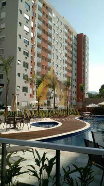 19 - Apartamento à venda Estrada do Engenho D´Agua,Anil, Rio de Janeiro - R$ 325.000 - AOJ20153 - 19
