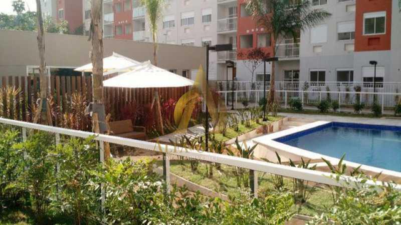 20 - Apartamento à venda Estrada do Engenho D´Agua,Anil, Rio de Janeiro - R$ 325.000 - AOJ20153 - 18