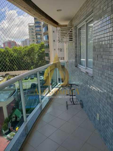 2 - Apartamento Rua Aroazes,Jacarepaguá, Rio de Janeiro, RJ À Venda, 2 Quartos, 70m² - AOJ20155 - 4