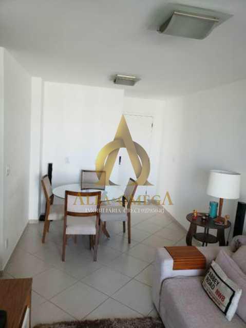 4 - Apartamento Rua Aroazes,Jacarepaguá, Rio de Janeiro, RJ À Venda, 2 Quartos, 70m² - AOJ20155 - 5