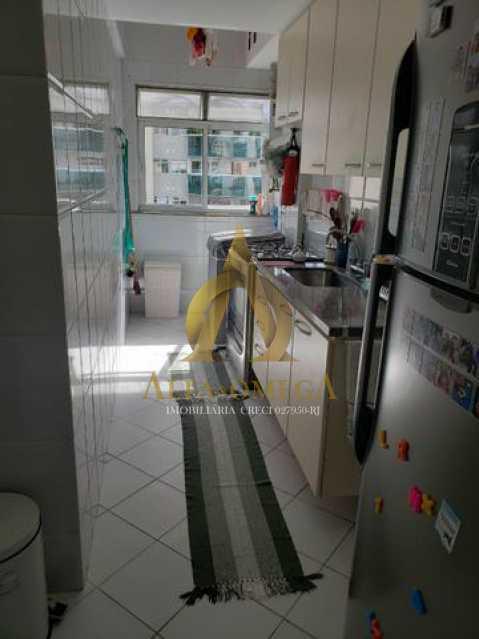 5 - Apartamento Rua Aroazes,Jacarepaguá, Rio de Janeiro, RJ À Venda, 2 Quartos, 70m² - AOJ20155 - 13