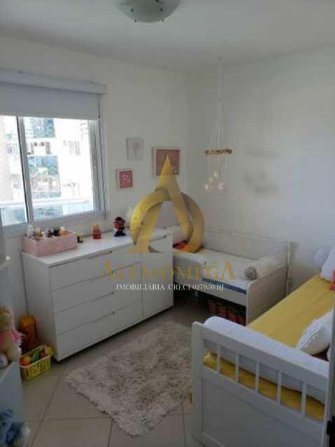 8 - Apartamento Rua Aroazes,Jacarepaguá, Rio de Janeiro, RJ À Venda, 2 Quartos, 70m² - AOJ20155 - 8