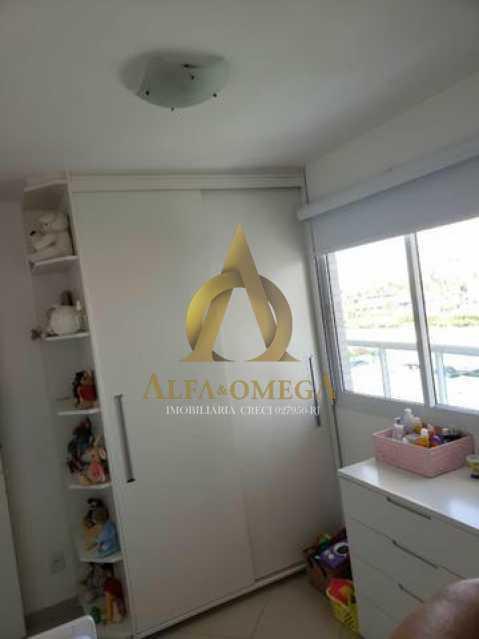 10 - Apartamento Rua Aroazes,Jacarepaguá, Rio de Janeiro, RJ À Venda, 2 Quartos, 70m² - AOJ20155 - 10