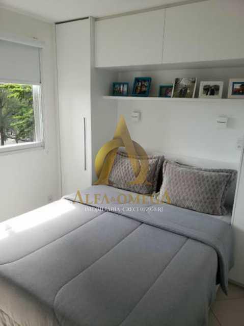 11 - Apartamento Rua Aroazes,Jacarepaguá, Rio de Janeiro, RJ À Venda, 2 Quartos, 70m² - AOJ20155 - 6