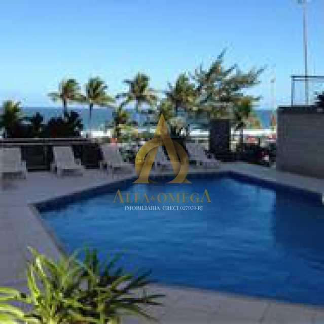 download 6 - Apartamento Barra da Tijuca, Rio de Janeiro, RJ Para Alugar, 1 Quarto, 56m² - AO10160L - 3