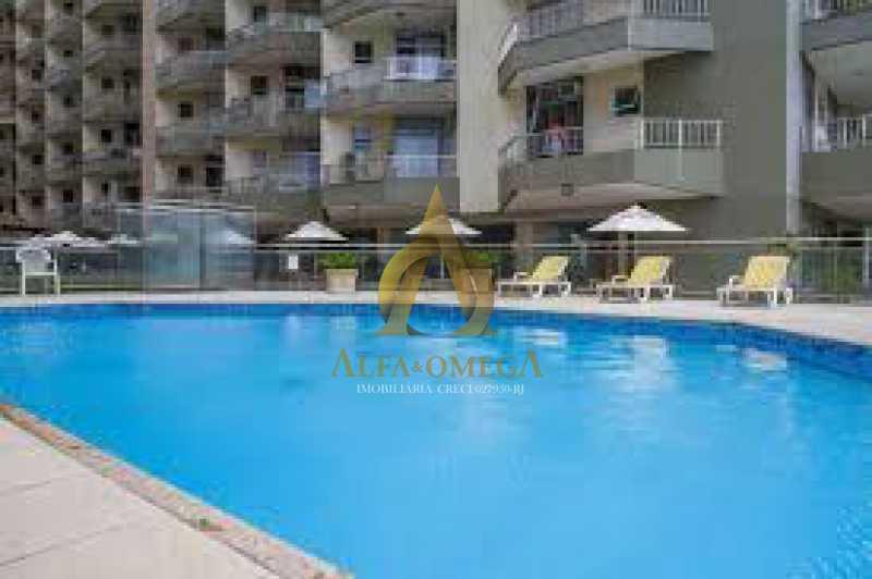 download 7 - Apartamento Barra da Tijuca, Rio de Janeiro, RJ Para Alugar, 1 Quarto, 56m² - AO10160L - 4