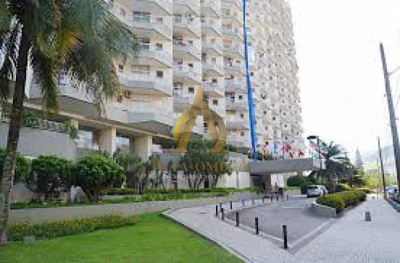 download 8 - Apartamento Barra da Tijuca, Rio de Janeiro, RJ Para Alugar, 1 Quarto, 56m² - AO10160L - 5