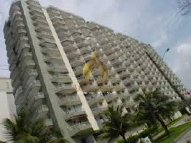 download - Apartamento Barra da Tijuca, Rio de Janeiro, RJ Para Alugar, 1 Quarto, 56m² - AO10160L - 6