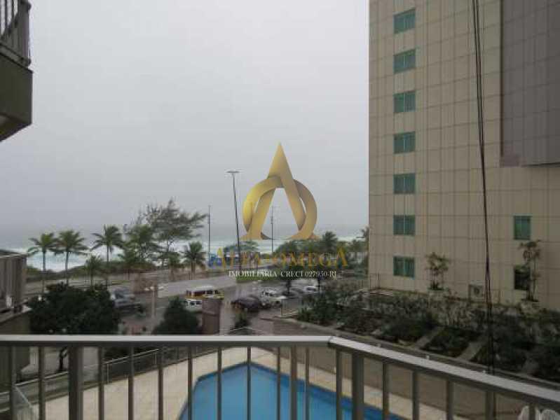 029bfca7c8230911a4c864997db378 - Apartamento Barra da Tijuca, Rio de Janeiro, RJ Para Alugar, 1 Quarto, 56m² - AO10160L - 7