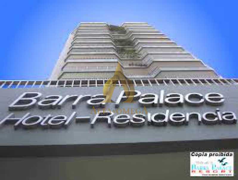 download 1 - Apartamento Barra da Tijuca, Rio de Janeiro, RJ Para Alugar, 1 Quarto, 56m² - AO10160L - 14