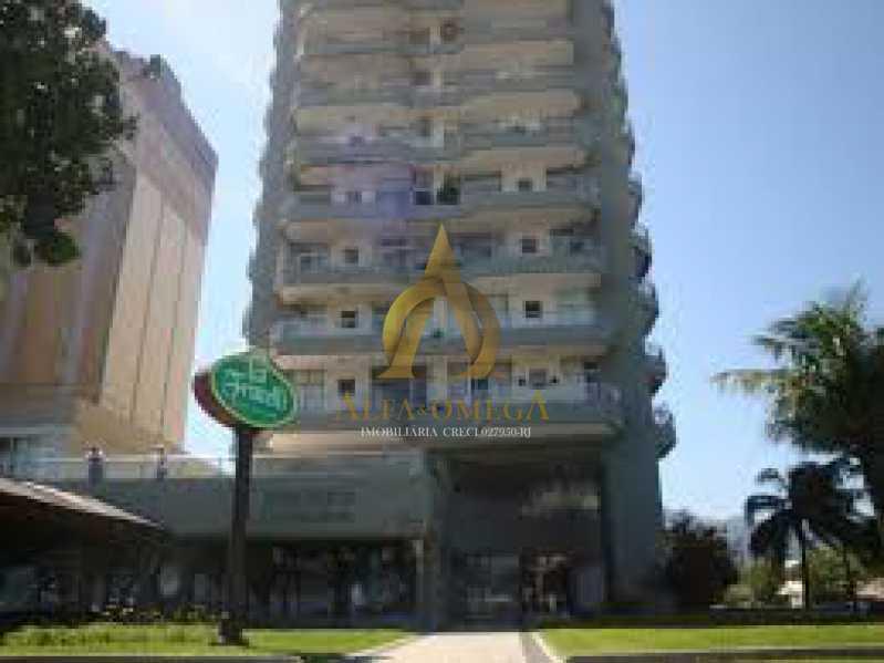 download 3 - Apartamento Barra da Tijuca, Rio de Janeiro, RJ Para Alugar, 1 Quarto, 56m² - AO10160L - 16