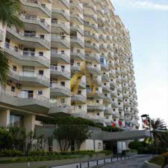 download 4 - Apartamento Barra da Tijuca, Rio de Janeiro, RJ Para Alugar, 1 Quarto, 56m² - AO10160L - 17