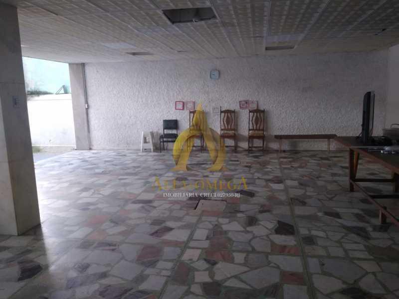 2 - Casa à venda Rua Dias Vieira,Praça Seca, Rio de Janeiro - R$ 495.000 - AOJ60058 - 23