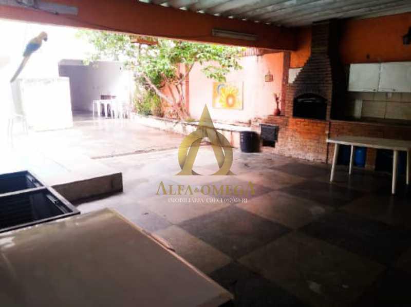 4 - Casa à venda Rua Dias Vieira,Praça Seca, Rio de Janeiro - R$ 495.000 - AOJ60058 - 25