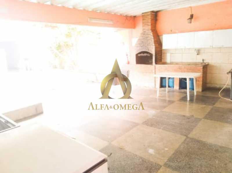 6 - Casa à venda Rua Dias Vieira,Praça Seca, Rio de Janeiro - R$ 495.000 - AOJ60058 - 26