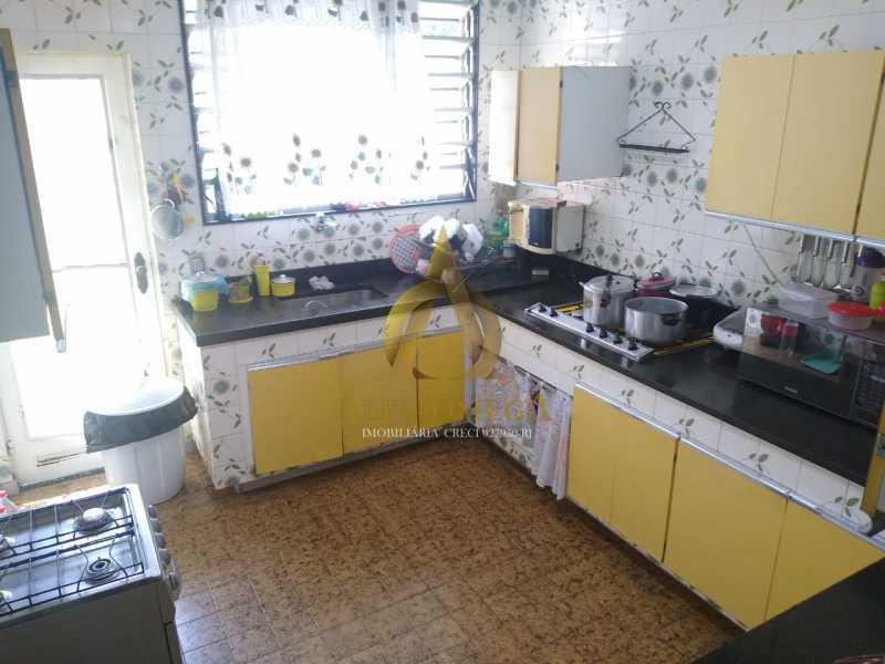 7 - Casa à venda Rua Dias Vieira,Praça Seca, Rio de Janeiro - R$ 495.000 - AOJ60058 - 19