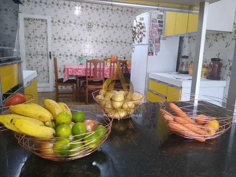 8 - Casa à venda Rua Dias Vieira,Praça Seca, Rio de Janeiro - R$ 495.000 - AOJ60058 - 21
