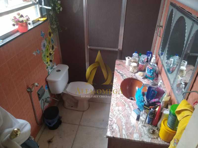 12 - Casa à venda Rua Dias Vieira,Praça Seca, Rio de Janeiro - R$ 495.000 - AOJ60058 - 17