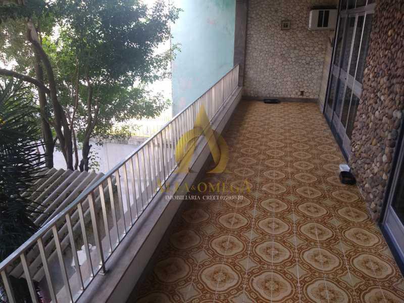14 - Casa à venda Rua Dias Vieira,Praça Seca, Rio de Janeiro - R$ 495.000 - AOJ60058 - 10