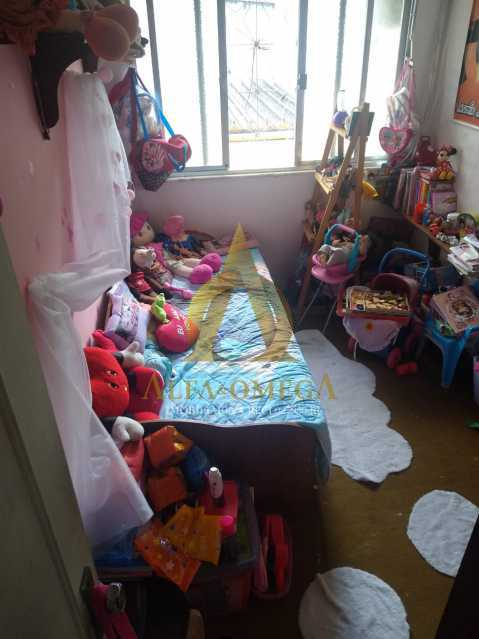 21 - Casa à venda Rua Dias Vieira,Praça Seca, Rio de Janeiro - R$ 495.000 - AOJ60058 - 16