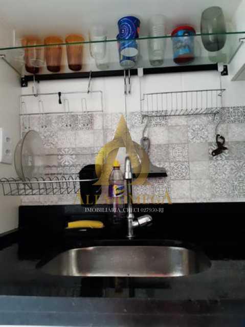 10 - Cobertura Estrada Capenha,Pechincha, Rio de Janeiro, RJ À Venda, 4 Quartos, 120m² - AOJ50033 - 15