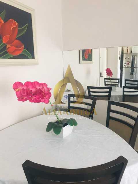 12 - Apartamento Avenida Salvador Allende,Barra da Tijuca, Rio de Janeiro, RJ À Venda, 2 Quartos, 53m² - AOJ20156 - 7