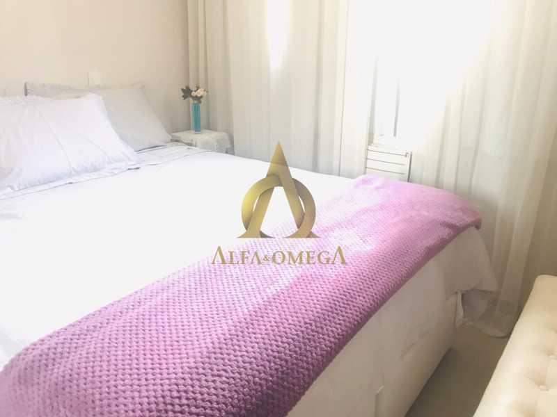20 - Apartamento Avenida Salvador Allende,Barra da Tijuca, Rio de Janeiro, RJ À Venda, 2 Quartos, 53m² - AOJ20156 - 11