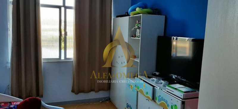 1 - Casa Rua André Rocha,Taquara, Rio de Janeiro, RJ Para Alugar, 2 Quartos, 80m² - AOJ60025L - 3