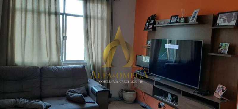 2 - Casa Rua André Rocha,Taquara, Rio de Janeiro, RJ Para Alugar, 2 Quartos, 80m² - AOJ60025L - 1