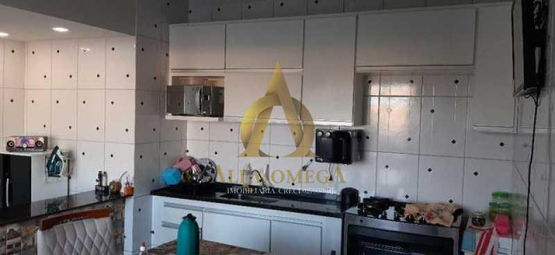 4 - Casa Rua André Rocha,Taquara, Rio de Janeiro, RJ Para Alugar, 2 Quartos, 80m² - AOJ60025L - 6