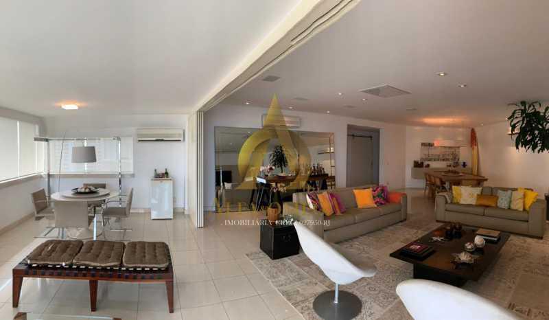 e8235b9d-5625-40ff-8c03-da2573 - Apartamento Barra da Tijuca, Rio de Janeiro, RJ Para Venda e Aluguel, 4 Quartos, 300m² - AO40068 - 1