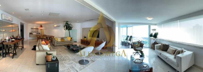 fcf4461d-874a-4537-a156-46c655 - Apartamento Barra da Tijuca, Rio de Janeiro, RJ Para Venda e Aluguel, 4 Quartos, 300m² - AO40068 - 4