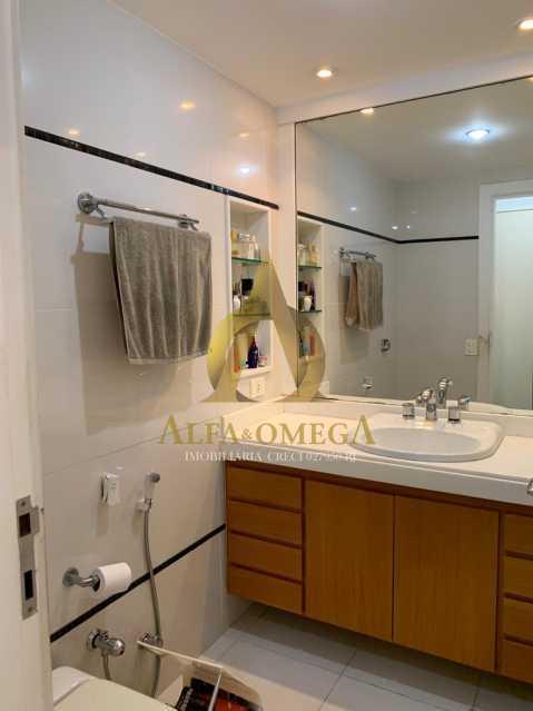 ffc79962-6ffc-48fa-8725-45c518 - Apartamento Barra da Tijuca, Rio de Janeiro, RJ Para Venda e Aluguel, 4 Quartos, 300m² - AO40068 - 9