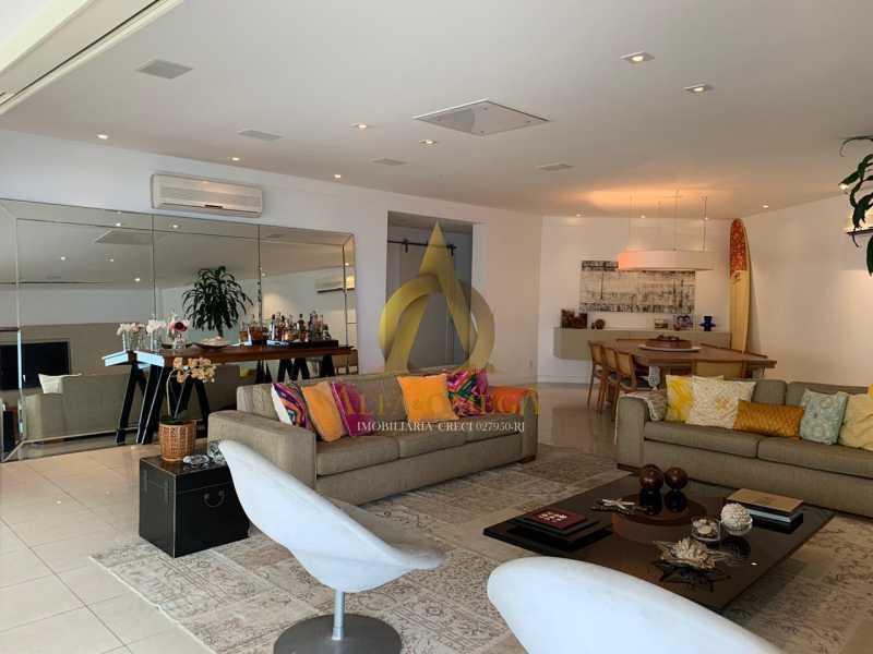 00ee1b2b-cc3d-4344-96a7-e0cc36 - Apartamento Barra da Tijuca, Rio de Janeiro, RJ Para Venda e Aluguel, 4 Quartos, 300m² - AO40068 - 3