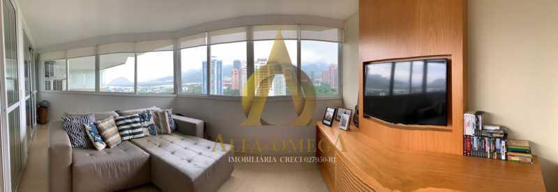 6f5f5883-2acf-48a5-b92c-e9e706 - Apartamento Barra da Tijuca, Rio de Janeiro, RJ Para Venda e Aluguel, 4 Quartos, 300m² - AO40068 - 7