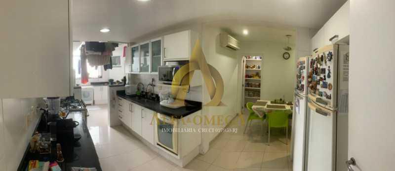 08f46258-9b71-42de-af1c-367ec8 - Apartamento Barra da Tijuca, Rio de Janeiro, RJ Para Venda e Aluguel, 4 Quartos, 300m² - AO40068 - 11
