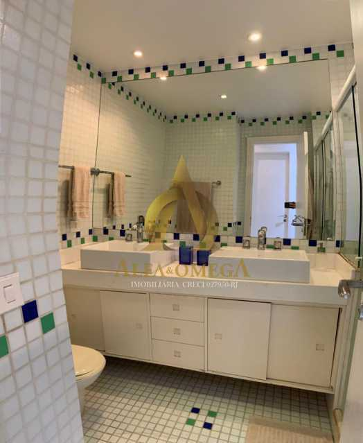 8e16a8e3-382f-466e-b0a3-a0e726 - Apartamento Barra da Tijuca, Rio de Janeiro, RJ Para Venda e Aluguel, 4 Quartos, 300m² - AO40068 - 13