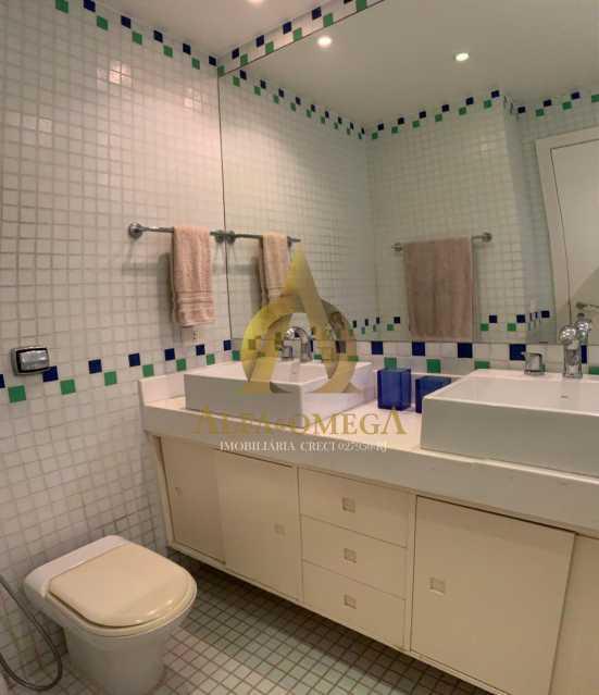 47a327bc-d4e7-4994-b673-e11c22 - Apartamento Barra da Tijuca, Rio de Janeiro, RJ Para Venda e Aluguel, 4 Quartos, 300m² - AO40068 - 15