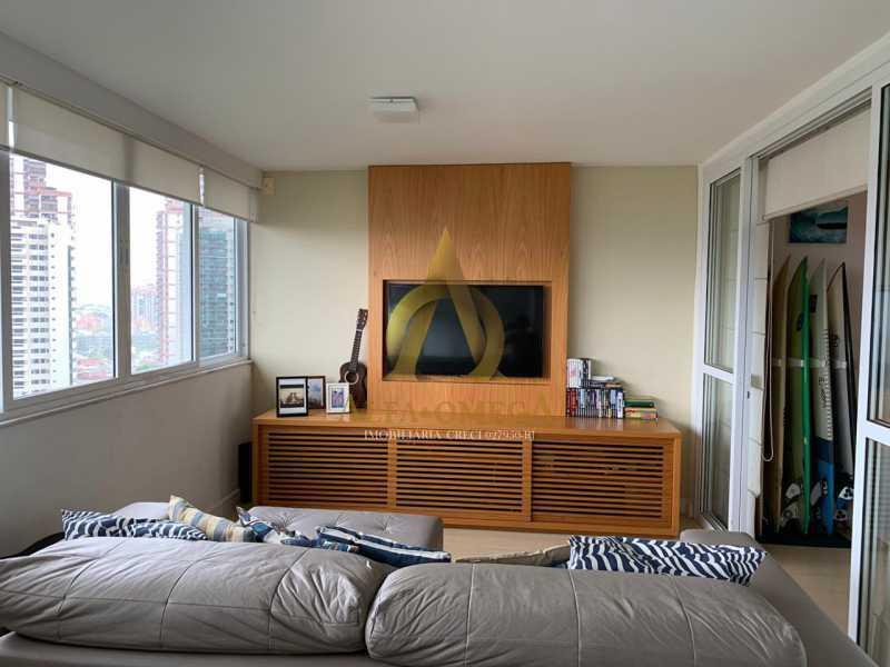 55f59b56-20ac-40a2-8f6c-3f4b41 - Apartamento Barra da Tijuca, Rio de Janeiro, RJ Para Venda e Aluguel, 4 Quartos, 300m² - AO40068 - 6