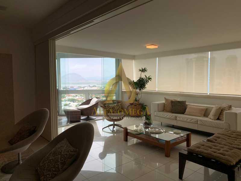 768dc4f7-d99f-42c2-a477-570208 - Apartamento Barra da Tijuca, Rio de Janeiro, RJ Para Venda e Aluguel, 4 Quartos, 300m² - AO40068 - 18