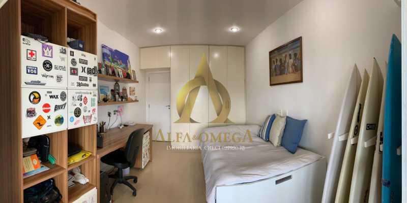 58538d63-67f9-44c4-828b-393ba4 - Apartamento Barra da Tijuca, Rio de Janeiro, RJ Para Venda e Aluguel, 4 Quartos, 300m² - AO40068 - 19