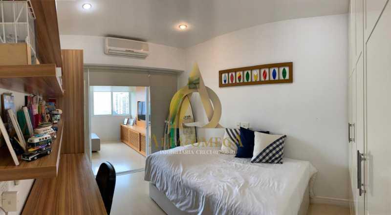 727370c0-f1a8-4581-8d9b-2b31b8 - Apartamento Barra da Tijuca, Rio de Janeiro, RJ Para Venda e Aluguel, 4 Quartos, 300m² - AO40068 - 20