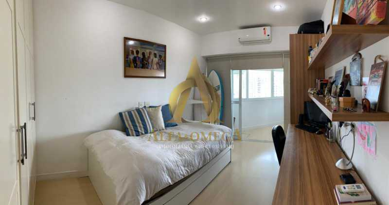 a01db306-300e-4da8-8200-f106ba - Apartamento Barra da Tijuca, Rio de Janeiro, RJ Para Venda e Aluguel, 4 Quartos, 300m² - AO40068 - 21