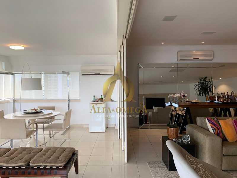 a8682ab5-9be7-4280-b9e3-4aea6a - Apartamento Barra da Tijuca, Rio de Janeiro, RJ Para Venda e Aluguel, 4 Quartos, 300m² - AO40068 - 22