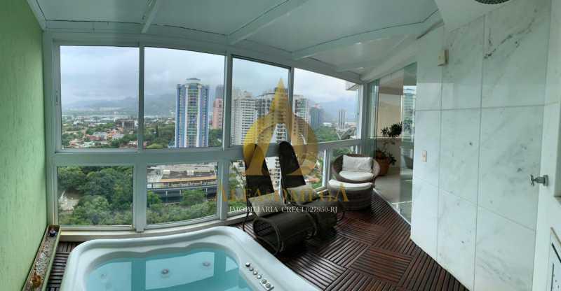 aa6353fc-eb46-49c4-840f-9b7da7 - Apartamento Barra da Tijuca, Rio de Janeiro, RJ Para Venda e Aluguel, 4 Quartos, 300m² - AO40068 - 25