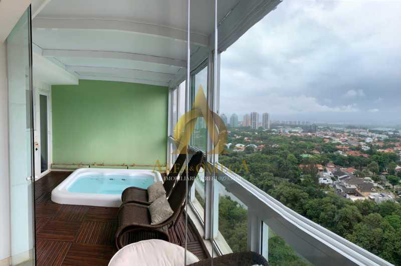 b28f485d-00b2-4f85-8711-4c8f30 - Apartamento Barra da Tijuca, Rio de Janeiro, RJ Para Venda e Aluguel, 4 Quartos, 300m² - AO40068 - 26