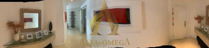 dbbe0abb-889b-49dc-8ea3-6d0da6 - Apartamento Barra da Tijuca, Rio de Janeiro, RJ Para Venda e Aluguel, 4 Quartos, 300m² - AO40068 - 32