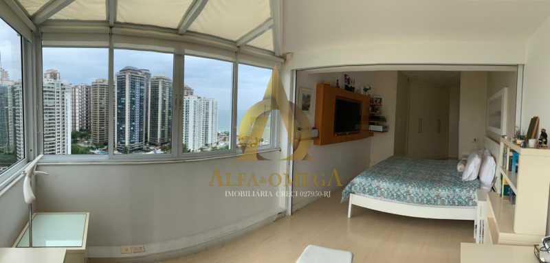 de477da9-49f4-47cd-a4af-8b8a03 - Apartamento Barra da Tijuca, Rio de Janeiro, RJ Para Venda e Aluguel, 4 Quartos, 300m² - AO40068 - 33